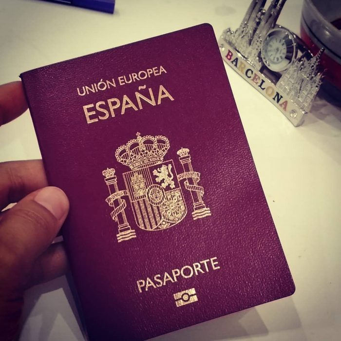 Buy Fake Spanish Passports Online