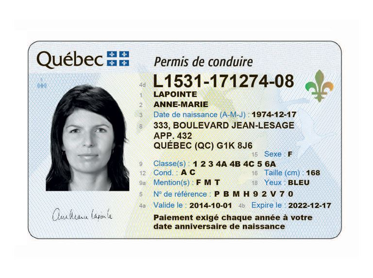 Buy Fake Canadian driver's licence online