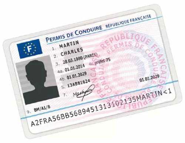 Buy Registered French Drivers licence